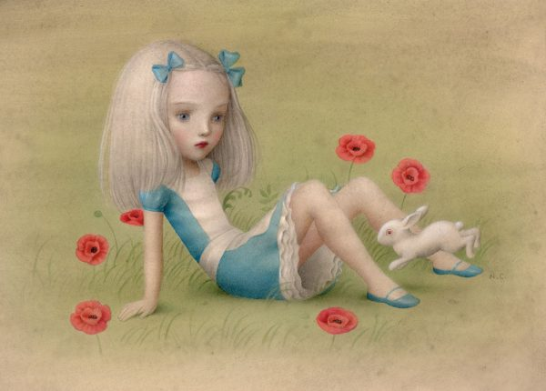 Almost Alice, Nicoletta Ceccoli