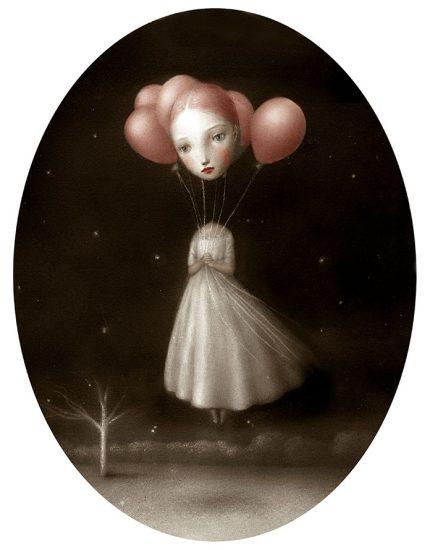 Balloongirl, Nicoletta Ceccoli