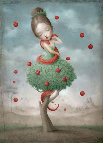 Bliss, Nicoletta Ceccoli