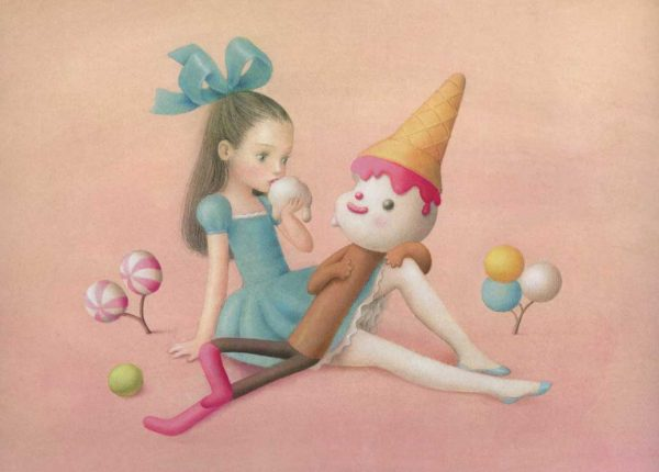 Melt with you, Nicoletta Ceccoli